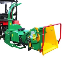 TRACTOR PTO DIRVEN BX72R WOOD CHIPPER WITH CE