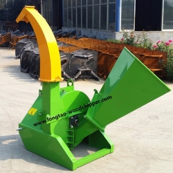China factory directly wood chipper bx42 tractor shredder mulcher for sale