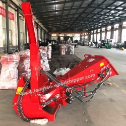 China best BX62R PTO wood chipper for tractor with ce